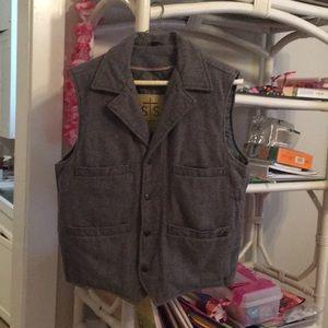 STS Ranchwear wool vest